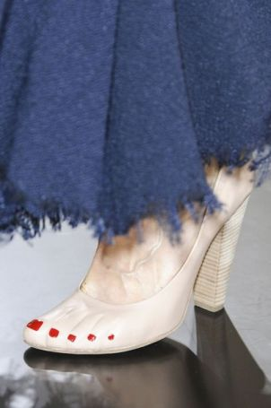 Celine Toe Shoes