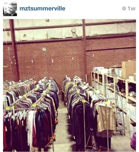 Catching Fire Wardrobe